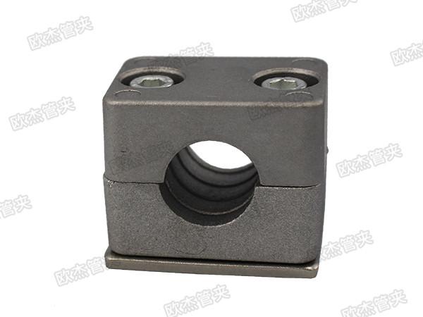 G2型轻型铝合金管夹