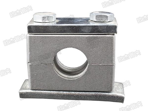 G1型重型铝合金管夹