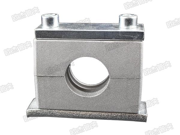 G2型重型铝合金管夹