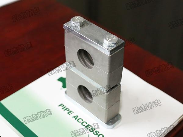 G5型重型多层铝合金管夹