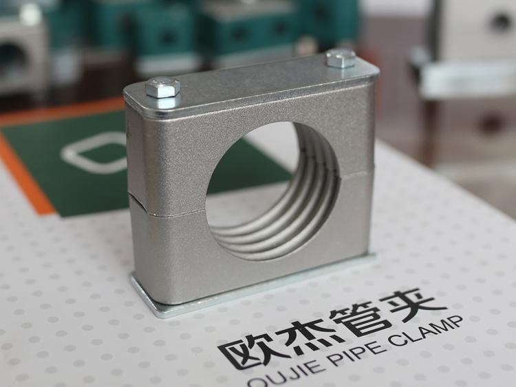 G3型轻型铝合金管夹
